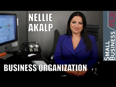 Business Incorporation with Nellie Akalp