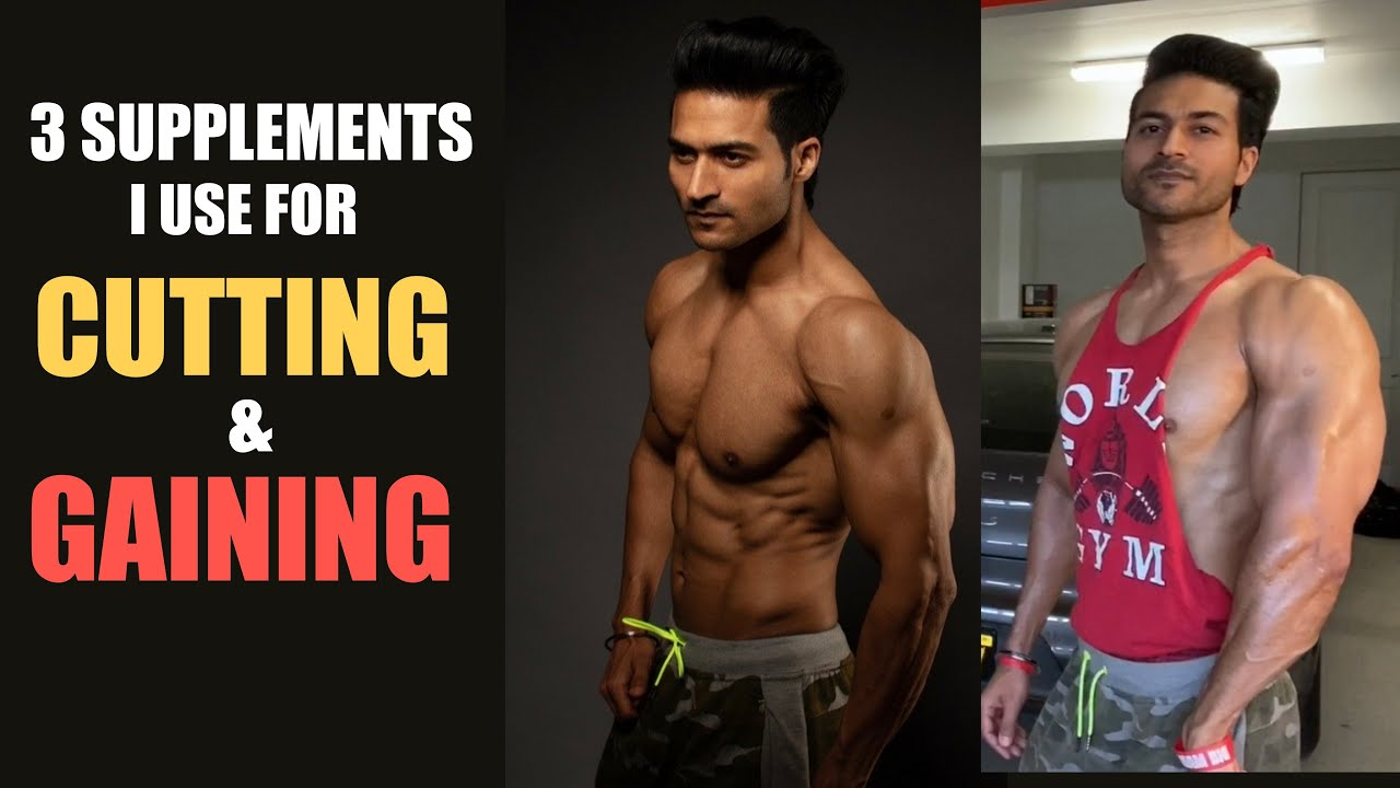 3 Supplements I use for Muscle Building & Fat Loss - by Guru Mann
