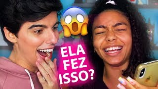 PAGAMOS MICO COM FÃS! ft Any Gabrielly do Now United