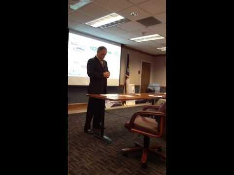 Chuck McCarthy - Port of Wilmington Cold Storage & Chuck McCarthy - Port of Wilmington Cold Storage - YouTube