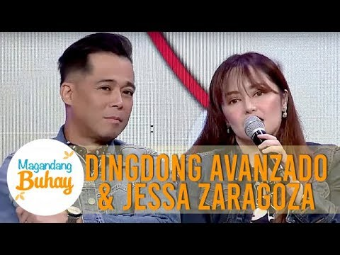 Jessa says Dingdong is also her best friend - Magandang Buhay - 동영상