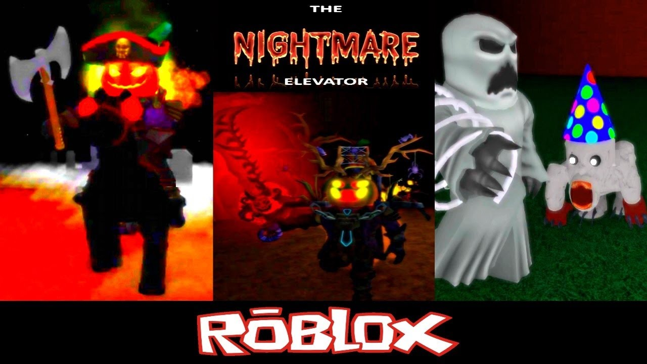The Nightmare Elevator By Bigpower1017 Roblox Youtube - Halloween The Nightmare Elevator By Headlesss Head Roblox Youtube