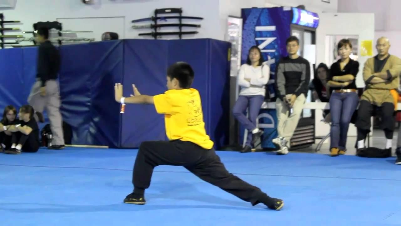 Wushu / Shaolin Kung Fu Tournament LA