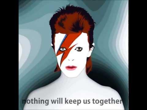 David Bowie - Heroes (Lyrics) HD