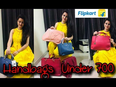 Flipkart Shopping Haul || Handbags || Handbags Under 700 || Diana Korr Handbags | Shoulder Bag