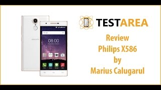 philips X586 - review