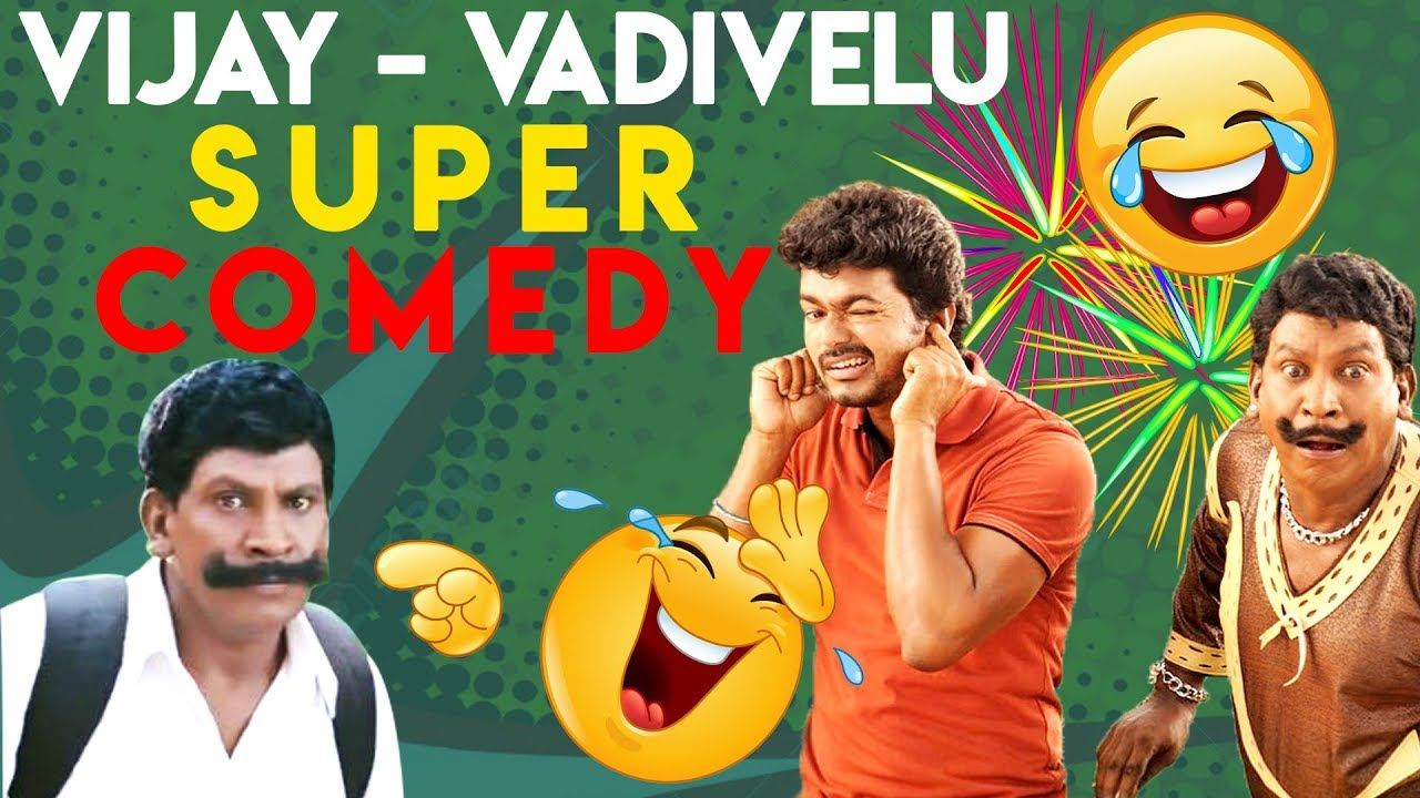 Download Vijay - Vadivelu Super Comedy Scene   Compilations   UIE
