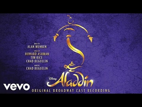 Friend Like Me from Aladdin Original Broadway Cast Recording Audio