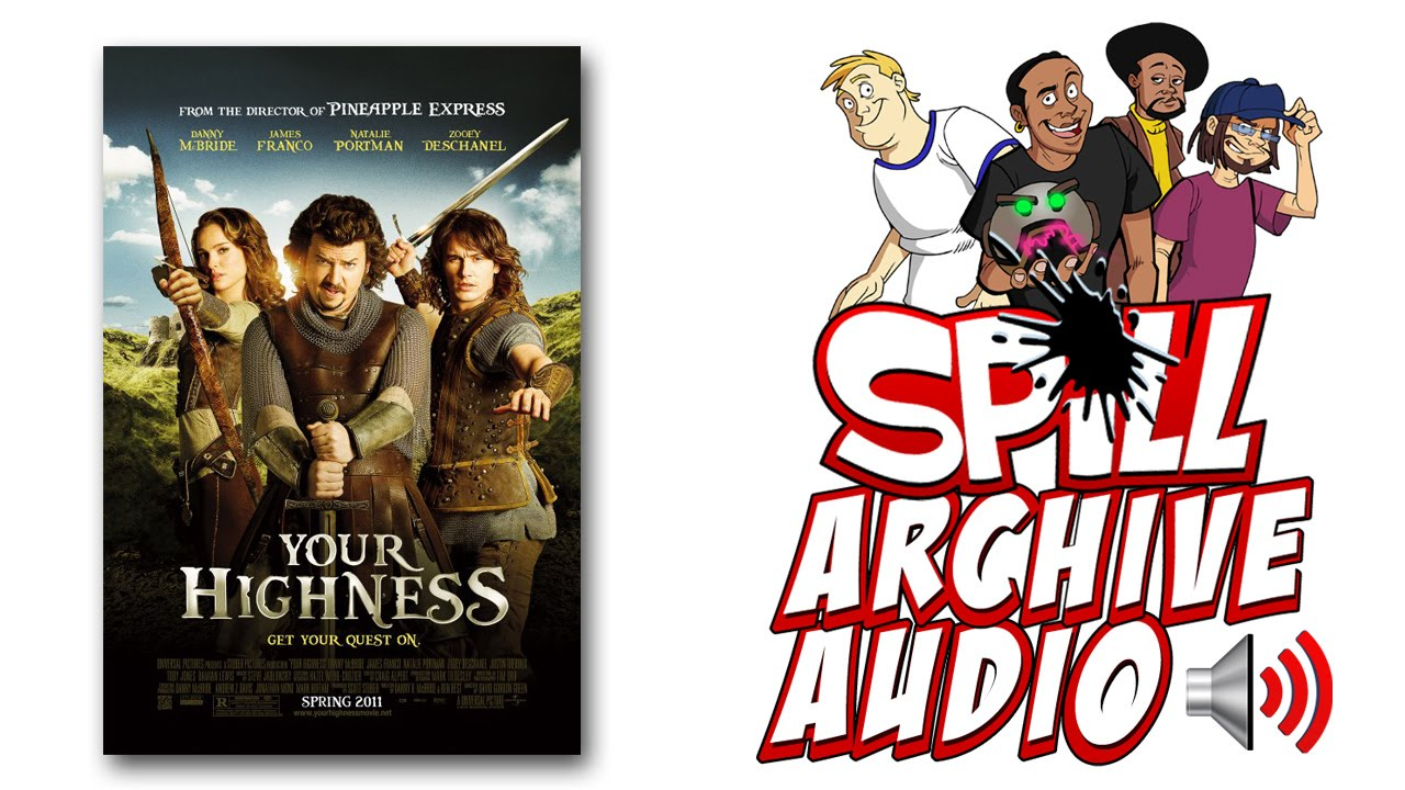 Your Highness Spill Audio Review Youtube