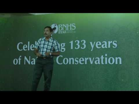 BNHS 133 years - Dr.Y. V. Zala on Wildlife Conservation in India