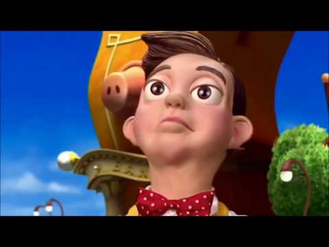LazyTown  The Mine Song Trap Remix  CG5