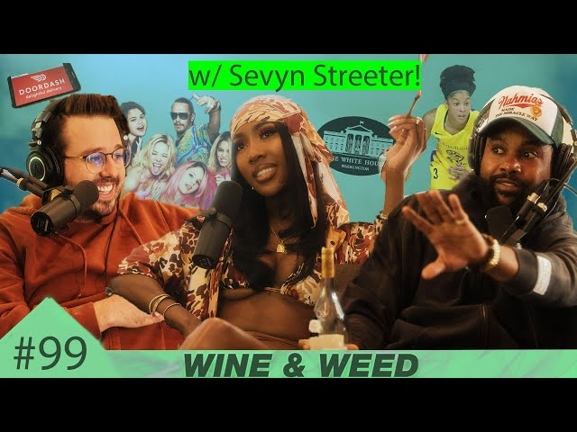 W&W w/ Sevyn Streeter! (Horny Door Dash Drivers, Wild Spring Breakers and W**d at the White House)