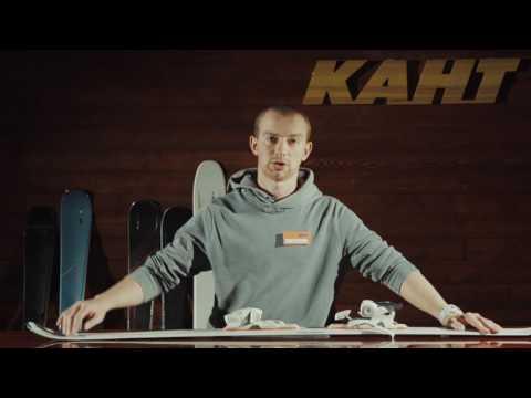 Женские универсальные лыжи Elan 2016-17 - видео обзор - kant.ru