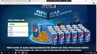 Zula Pepsi Kodu Nası Girilir Pepsi Kasası Nasıl Alınır Sonuna Kadar İzle