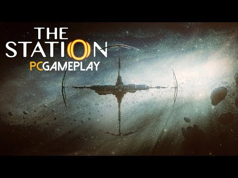 The Station Gameplay (PC HD)