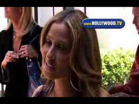 Adrienne Bailon And Rob Kardashian Out Shopping