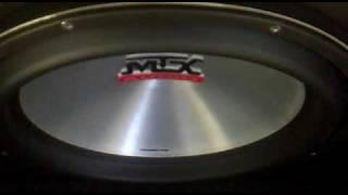 Novo Gol MTX 9515 - #5 Bass i Love You