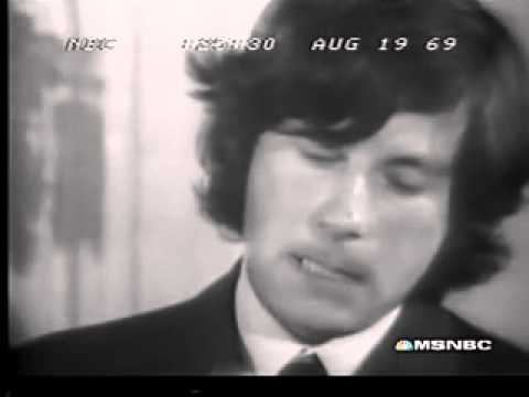 August 19, 1969 Helter Skelter Newscast Charles Manson Family murders Backporch Tapes