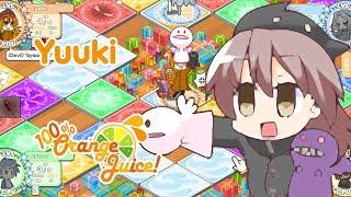100% Orange Juice - Yuuki Character Trailer