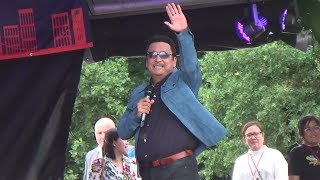 Lito Lapid at the 'Barrio Fiesta Sa London 2018' (Original Footage)