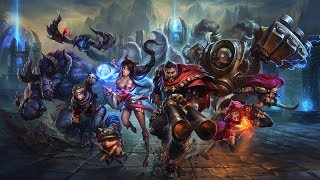 League of Legends: основы игры