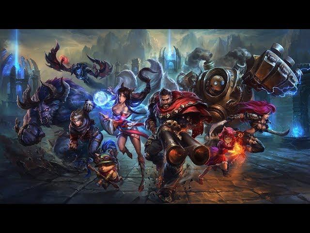 League of Legends (видео)