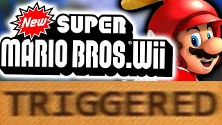 How New Super Mario Bros Wii TRIGGERS You!