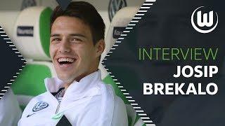 """""""Jetzt bin ich ein richtiger Profi""""   Interview mit Josip Brekalo   VfL Wolfsburg"""