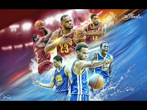 NBA - Warriors and Cavaliers - The Rivalry