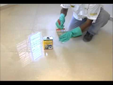 Porcelanize protector de manchas porcelanato productos sat lite youtube - Sacar manchas de oxido del piso ...