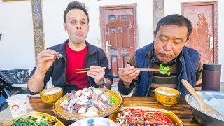 STREET FOOD Journey into RARELY Seen China! SICHUAN'S TIBETAN STREET FOOD!