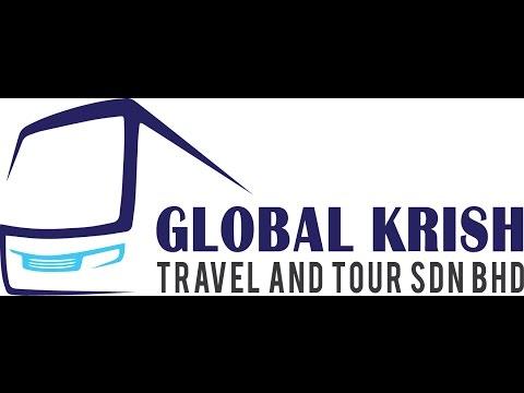 Global Krish Travel & Tour - Corporate video
