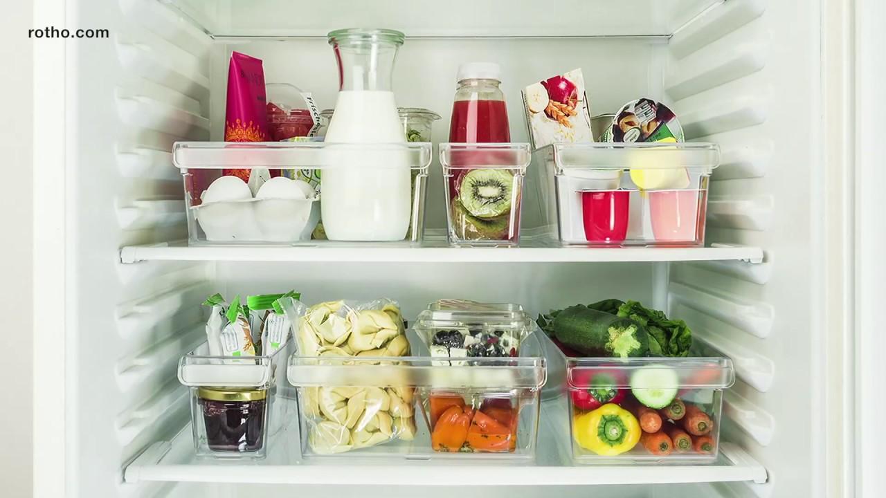 Kühlschrank Organizer : Loft kühlschrank organizer youtube