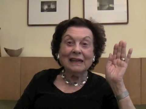 """Ruth Steel Interview (Age 96)"""
