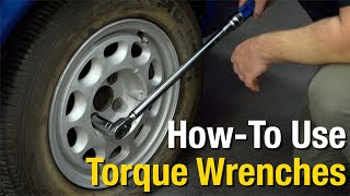 How-To Use Micrometer Torque Wrenches from Eastwood!