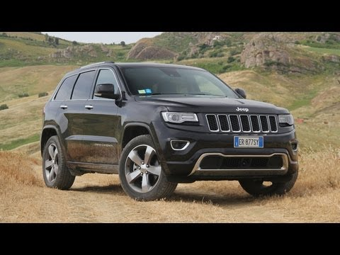 essai jeep grand cherokee 4 restyl youtube. Black Bedroom Furniture Sets. Home Design Ideas