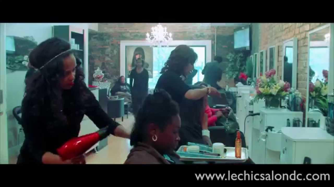 Natural Hair Salon Washington Dc