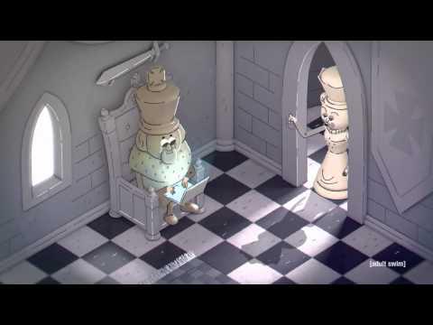 Chess Mating   Animated Short