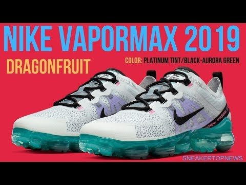 """The Nike Vapormax 2019 """"Dragonfruit"""" Is Dropping Soon"""