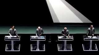 Kraftwerk - Trans Europe Express (Live in Vienna)
