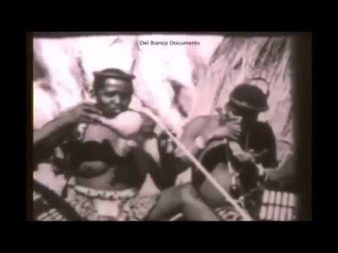 Vintage Zulu 1920s-1950s old clips newsreels amabutho