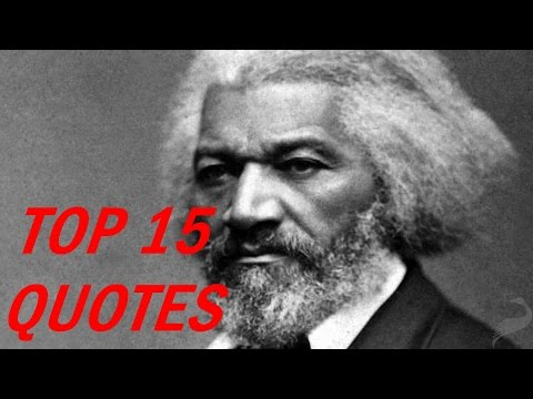 15 Popular Frederick Douglass Quotes