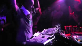 Mr G live in the Boiler Room