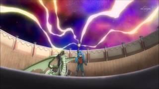 [Future Card Buddyfight] Tasuku casts Dragonic Punisher (Japanese Dubbed)