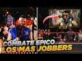 EL COMBATE MÁS ÉPICO DE JOBBERS *FINAL INESPERADO*   WWE 2K18