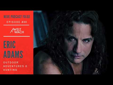 Eric Adams (MANOWAR) - Interview - Outdoor Adventures & Hunting and the Legacy of Manowar