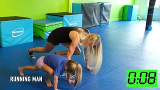 Parents and Teachers! Try this Brain and Body Workout