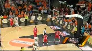 ratiopharm Ulm vs. Brose Baskets Bamberg Beko BBL Playoff 2. Finale