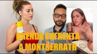 Vaya Vaya 🤔:Brenda Zambrano enfrenta a Montserrath/celos y jalones con John