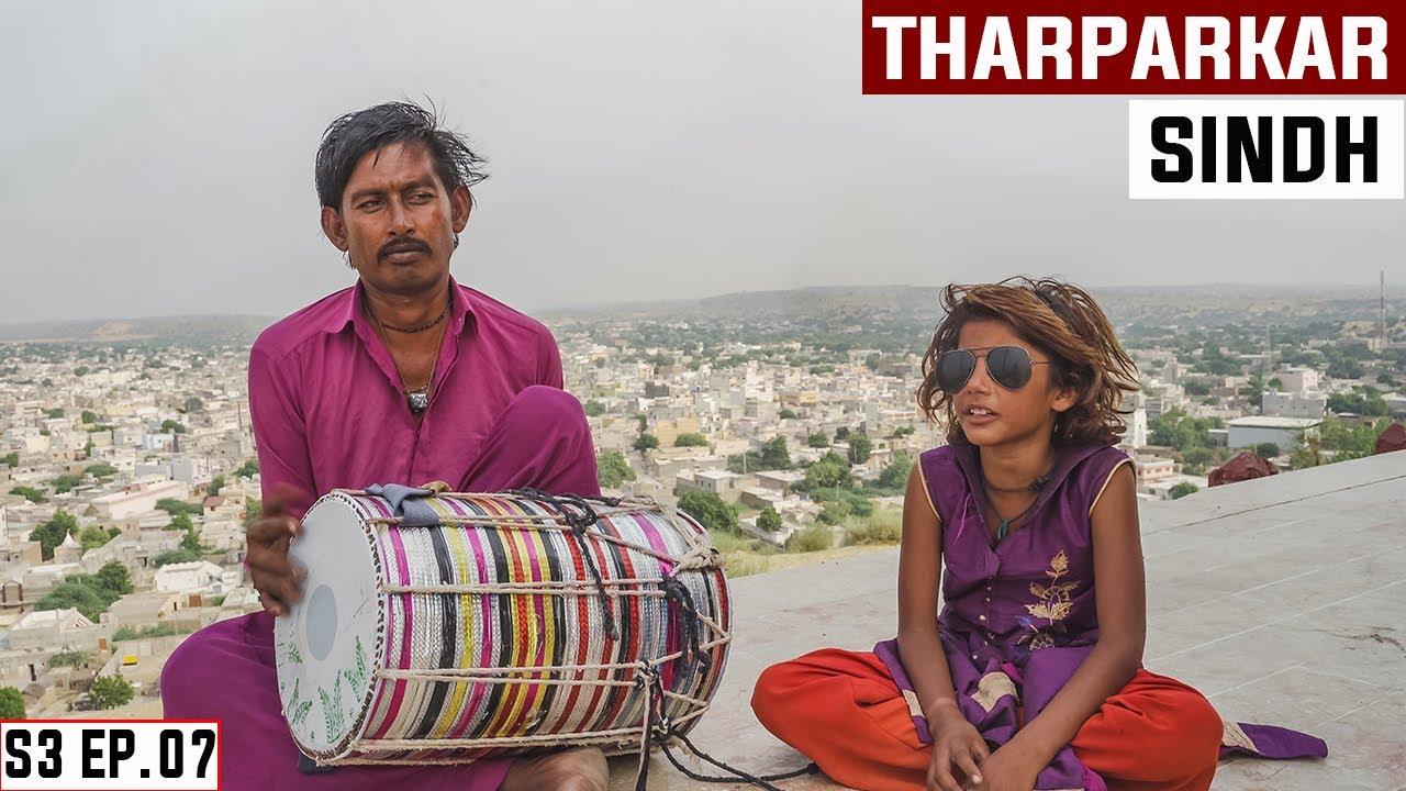 Life in THAR DESERT S03 EP. 07 | NagarParkar | Mithi | Naukot Fort | Pakistan Motorcycle Tour
